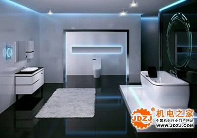 中国卫浴行业智能化道路受阻
