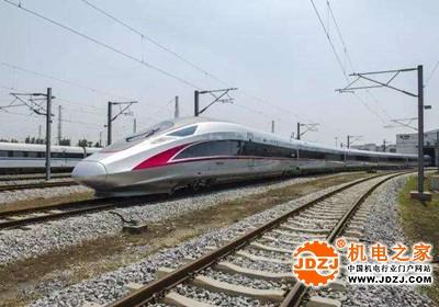 中国高铁亮相美国 展示中国制造魅力