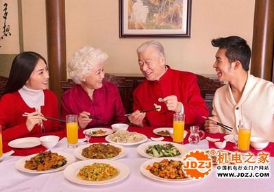年夜饭如何省心?食品机械让主厨们轻松上阵
